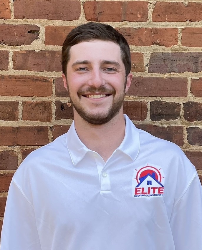 """Evan Owen helping Elite Roofing becoming one of the """"best roofers near me"""" throughout the NC mountains"""